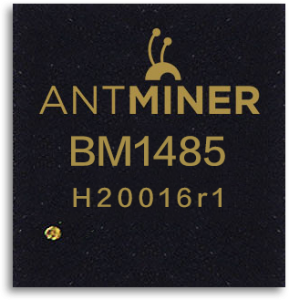 ASIC chip to mine Scrypt coins