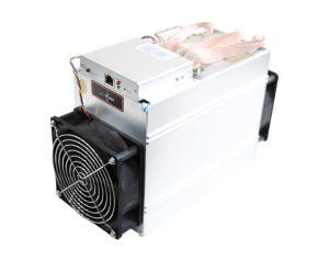 Antminer T9+ Total hash rate 10.5 TH/s ±5%